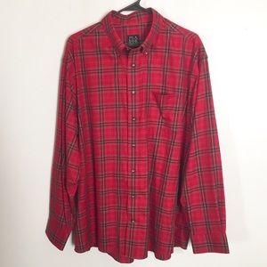 Jos. A. Bank Travelers Collection Shirt Sz 17 17.5